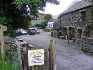 Syke House Tea Rooms Buttermere