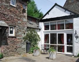 cottage in grasmere