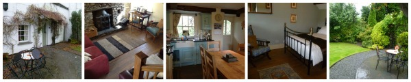 dog friendly lake district cottage