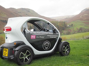 Twizy Lake District