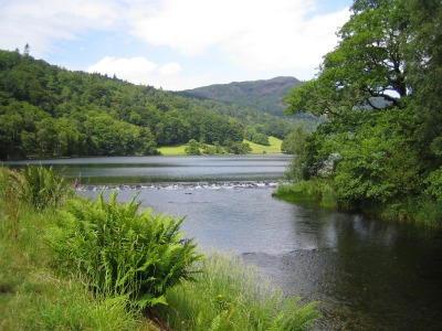 walks with children grasmere