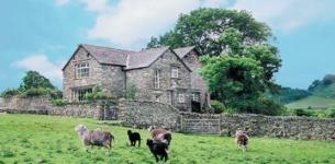 rural cottage south cumbria
