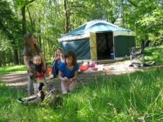 yurts in cumbria