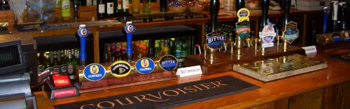 bunkhouse in lake district with pub