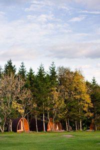 Pod Camping Quiet Site