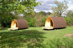 Lake District Camping Pods