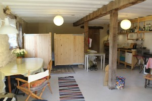 Camping Barn sleeps 8 with wood burner