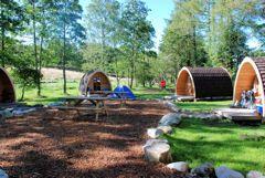 Camping Pod Eskdale