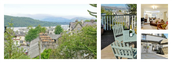 bowness self catering lake view dog friendly