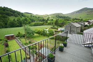 Self catering ullswater