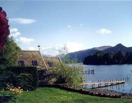 lake access self catering cottage lake district