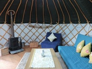 glamping for walkers lake district