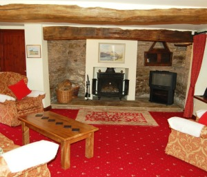 self catering cottage crummock water