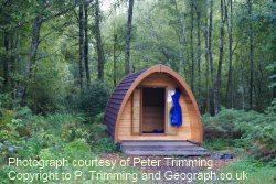 Pod Camping