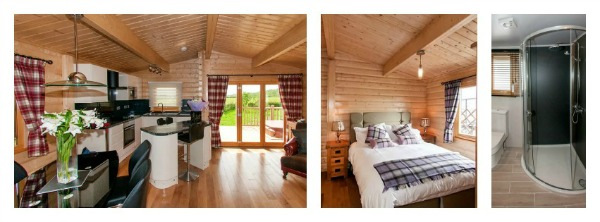 adult only lodge Cumbria
