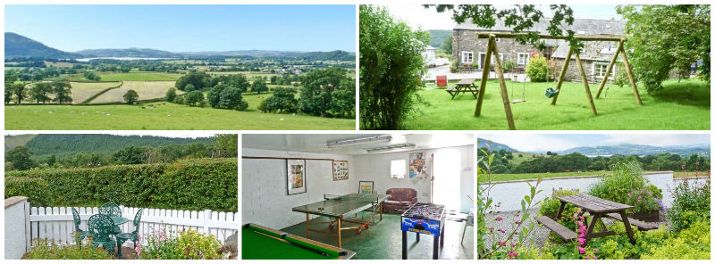 holiday cottages near osprey project