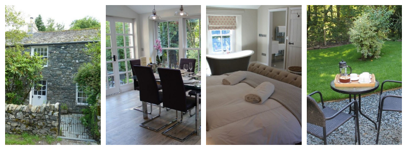 self catering lake district cottage sleeps 4