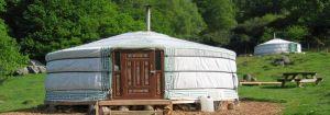 Yurts Cumbria