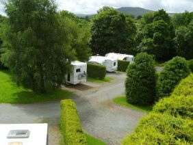 caravan park for adults only Lake District