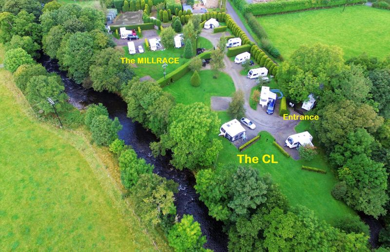 adult only caravan park Lake District