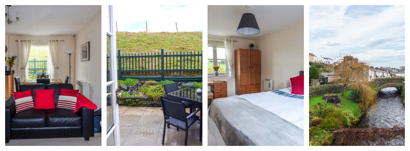modern cottage in southern cumbria sleeps 4
