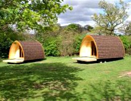 Camping Pods are popping up all over Cumbria and we hope to share with you as many as we can