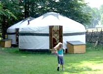 Glamping in style - fabulous for families as well as romantic or back to basic breaks - so many options to choose