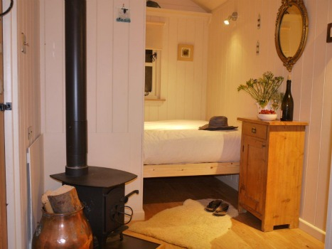 Ideal for 2! wonderful quirky accommodation in the Lake District