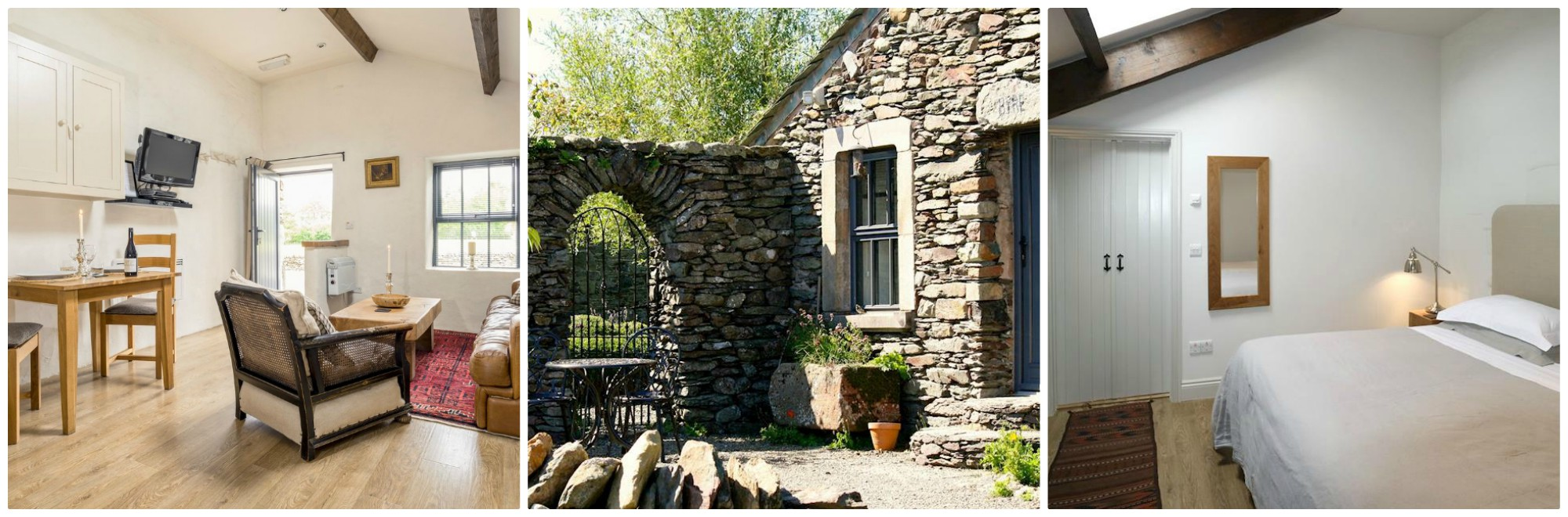 Sleeps 2 and dog friendly barn conversion just a mile from Ullswater and with glowing reviews