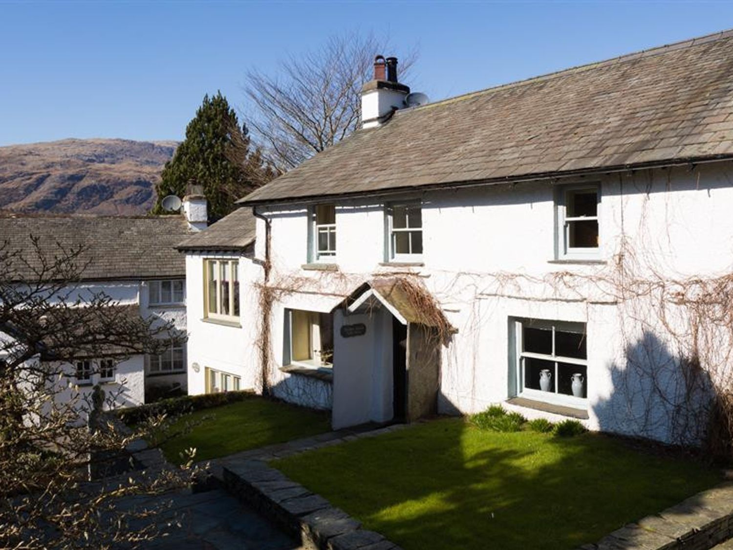 a beautiful selection of self catering cottages in Cumbria