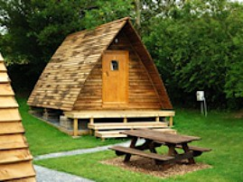 very similar in all but name to Camping Pods and a great alternative to tent camping