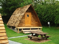 Kids will love camping in these Quirky Wigwams...