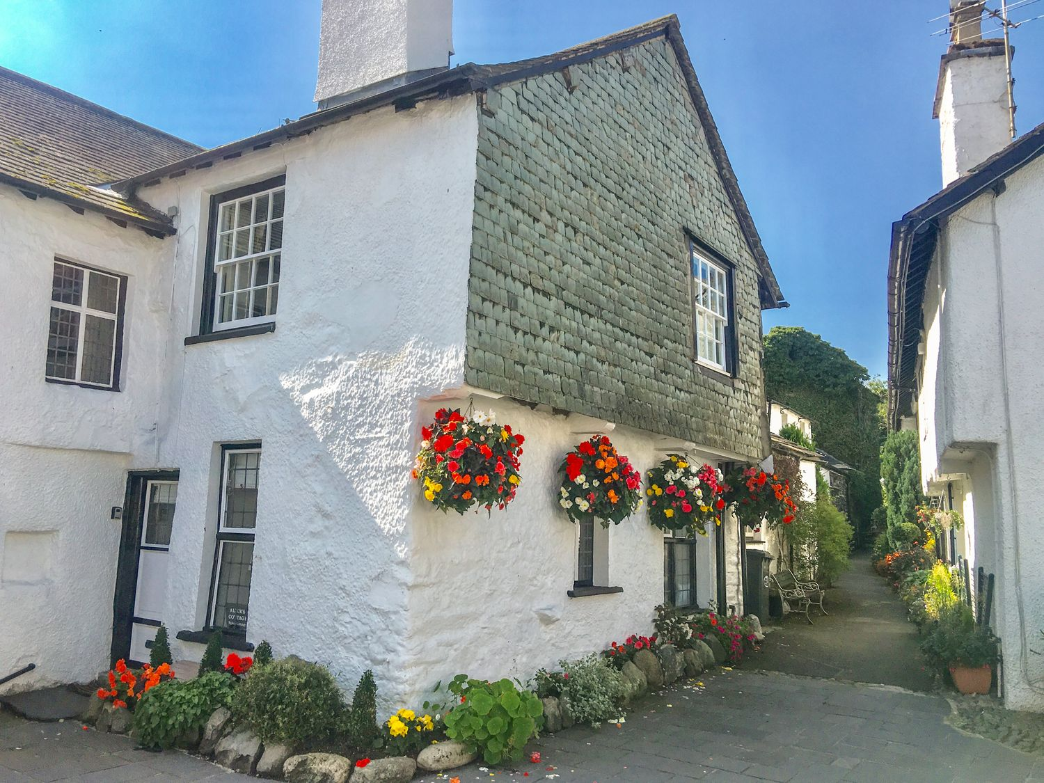a personally chosen selection of cottages in and around Hawkshead for you to enjoy