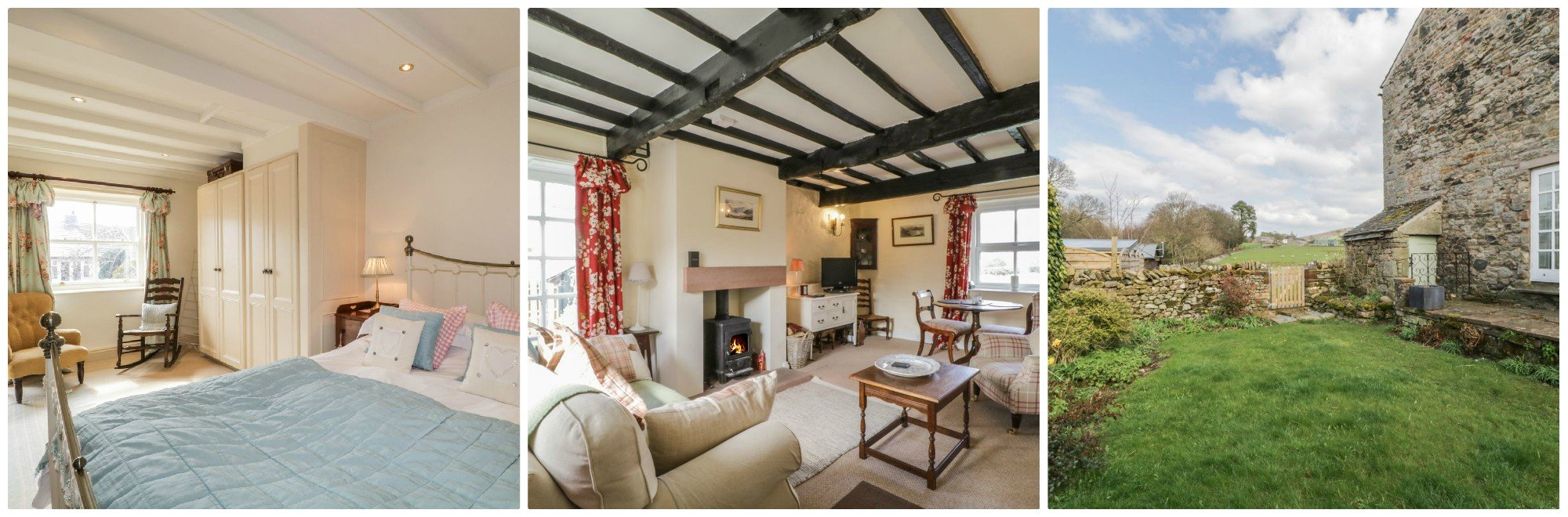 Sleeps 2 - holiday cottage in the centre of Pooley Bridge at Ullswater