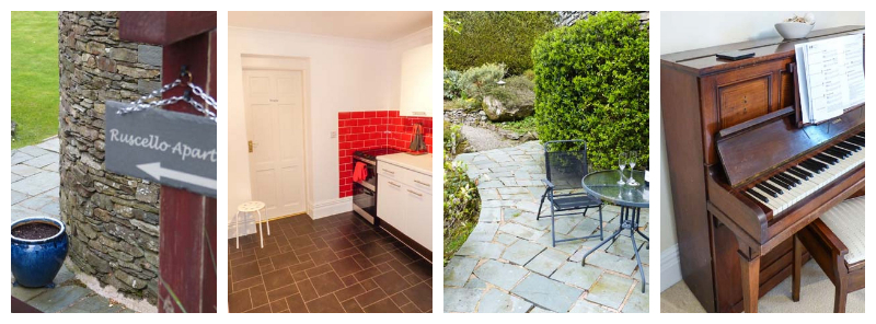 beautiful ground floor apartment rental Bowness-on-Windermere
