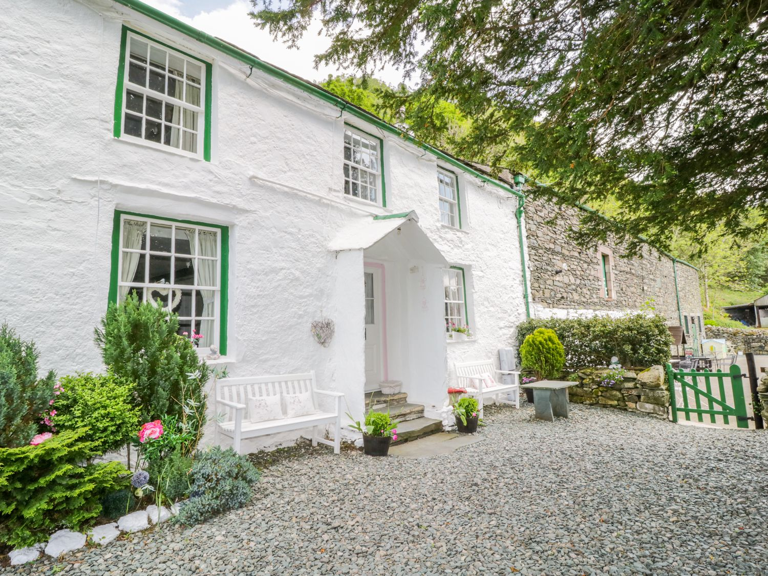 a beautiful selection of self catering cottages in Braithwaite and Newlands Valley
